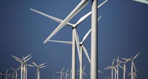 Minister Jan O'Sullivan said public acceptance of wind farms is vital