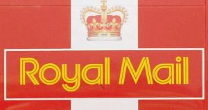 Conditional trading in Royal Mail began in London yesterday, with the shares surging 33 per cent to £4.38