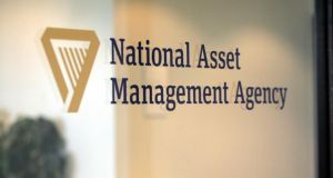 John Mulcahy will retire from NAMA from the end of February next year.Photograph: Cyril Byrne / THE IRISH TIMES