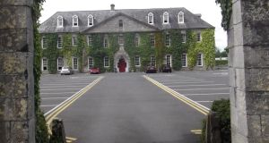 The 65-bed hotel in Kildare, which was looked after by five guardians