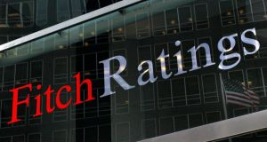 Fitch Ratings warned today it could cut the sovereign credit rating of the United States from AAA citing the political brinkmanship over raising the federal debt ceiling. Photograph: Brendan McDermid/Reuters