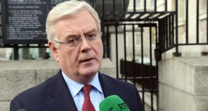 Tánaiste Eamon Gilmore:  'This is the last of the difficult budgets. This achieves about 95 per cent of the total adjustment which is required to meet our targets.' Photograph: Eric Luke/The Irish Times