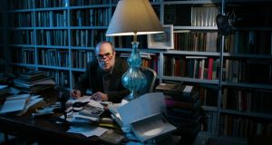 "Colm Tóibín: ""Irish poetry over the past 100 years has maintained its roots in song and prayer"". Photograph: Bryan O'Brien"