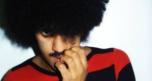 Sounds Irish: Phil Lynott of Thin Lizzy around 1979. Photograph: Denis O'Regan/Getty