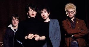 Sounds Irish: U2 in 1981. Photograph: Ebet Roberts/Redferns/Getty