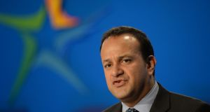 Minister for Transport Leo Varadkar: welcomed final proposals designed to end the dispute.  Photograph: Alan Betson