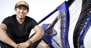 Edmar Castañeda: 'They sent me pictures of all these little kids playing my harp, and I thought: that's amazing, one day I was like that'