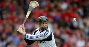 Goalkeeper Brendan Cummins has announced his retirement from intercounty hurling after a record 73 senior championship appearances since his senior debut in 1993.  Photograph: Cathal Noonan/Inpho