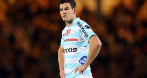 Racing Metro's Jonathan Sexton is starting to feel the effects of a heavy workload.