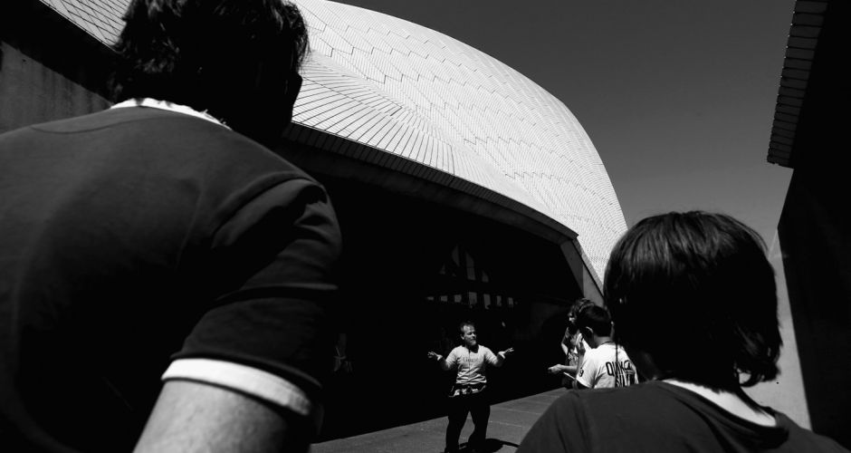 Photo essay: 40 years of Sydney Opera House
