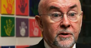 Ruairi Quinn: willing to talk about education matters, but not pay and conditions