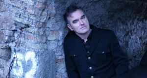 Morrissey: the protagonists of his songs moved through a world of railway cuttings, grim terrace gables and punctured bicycles, untouched by the coming flash of the Thatcher era.