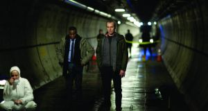 Sky's remake of The Bridge sees Stephen Dillane investigate across borders