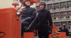 The 1966 film of Fahrenheit 451