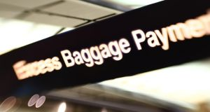 Despite the fact our reader had checked in another bag and paid €20 for it, she was not entitled to any extra weight on top of the basic allowance of 20kg, regardless or how many bags she paid for