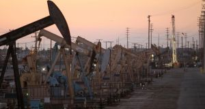 Occidental also said it was considering strategic alternatives for some oil and gas assets in the US Rocky Mountain region. Photograph: Reuters