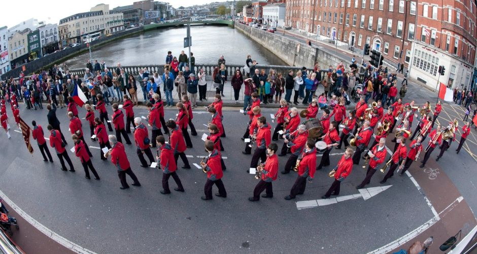 Marching Bands Parade Cork