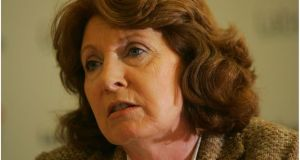 Kathleen Lynch: said she did not believe free GP care would be made available beyond under-fives in the lifetime of the Government but that if the Government were re-elected it would be implemented in a second term. Photograph: Bryan O'Brien