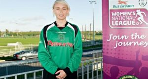 Peamount United's Stephanie Roche