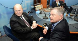 The Minister for Finance, Michael Noonan, and the Minister for Public Expenditure and  Reform, Brendan Howlin: do they know what they're doing?  Photograph: Eric Luke