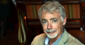 Author Eoin Colfer, a former teacher, has sold more than 25 million Artemis Fowl books, translated into 44 languages around the globe. Photograph: Brenda Fitzsimons