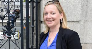 Dissident Fine Gael TD Lucinda Creighton has said she has received considerable support from grassroot supporters in Dublin South East Photographer: Dara Mac Dónaill