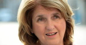 Research commissioned by Minister for Social Protection Joan Burton estimates at least 75 per cent of people on welfare could increase their income by about 50 per cent by obtaining a job. Photograph: Frank Miller