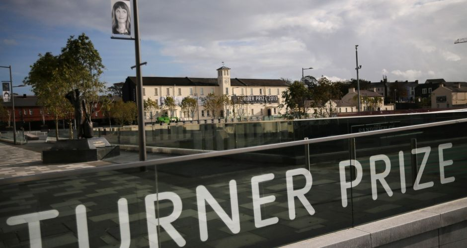 Turner Prize 2013 in Derry