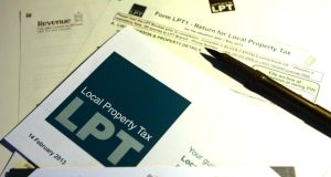 Revenue said in a statement that those who paid in one lump sum - whether by credit or debit card, cheque, postal order or cash - as well as those who made regular payments in cash, will receive a letter outlining options for the coming year.  Photograph: Bryan O'Brien/The Irish Times