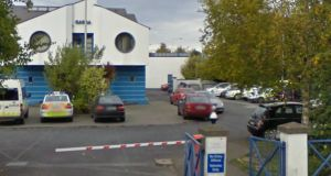 Tallaght Garda station was involved in the child protection case. Photograph: Google Streetview