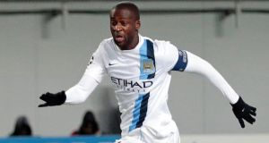 Manchester City's Yaya Toure has demanded Uefa take action over racist chanting in Moscow.
