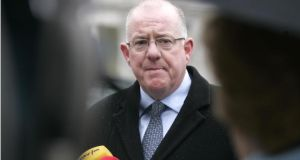 Charlie Flanagan TD: raised concerns about how ombudsman is selected