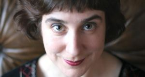 Sinead Morrissey, writer in residence at Queen's University Belfast, is shortlisted for her collection, Parallax