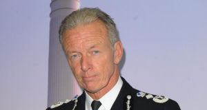 "Sir Bernard Hogan-Howe has said the Metropolitan Police force has guidelines that say police moles should not get involved in sexual relationships, but that the rules cannot prevent ""human beings failing"". Photograph: Anthony Devlin/PA Wire"