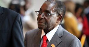 Zimbabwe's President Robert Mugabe maintains the sanctions have been hurting the Zimbabwean people and are in violation of the Cotonou Agreement which governs relations between the EU and African, Caribbean and Pacific countries