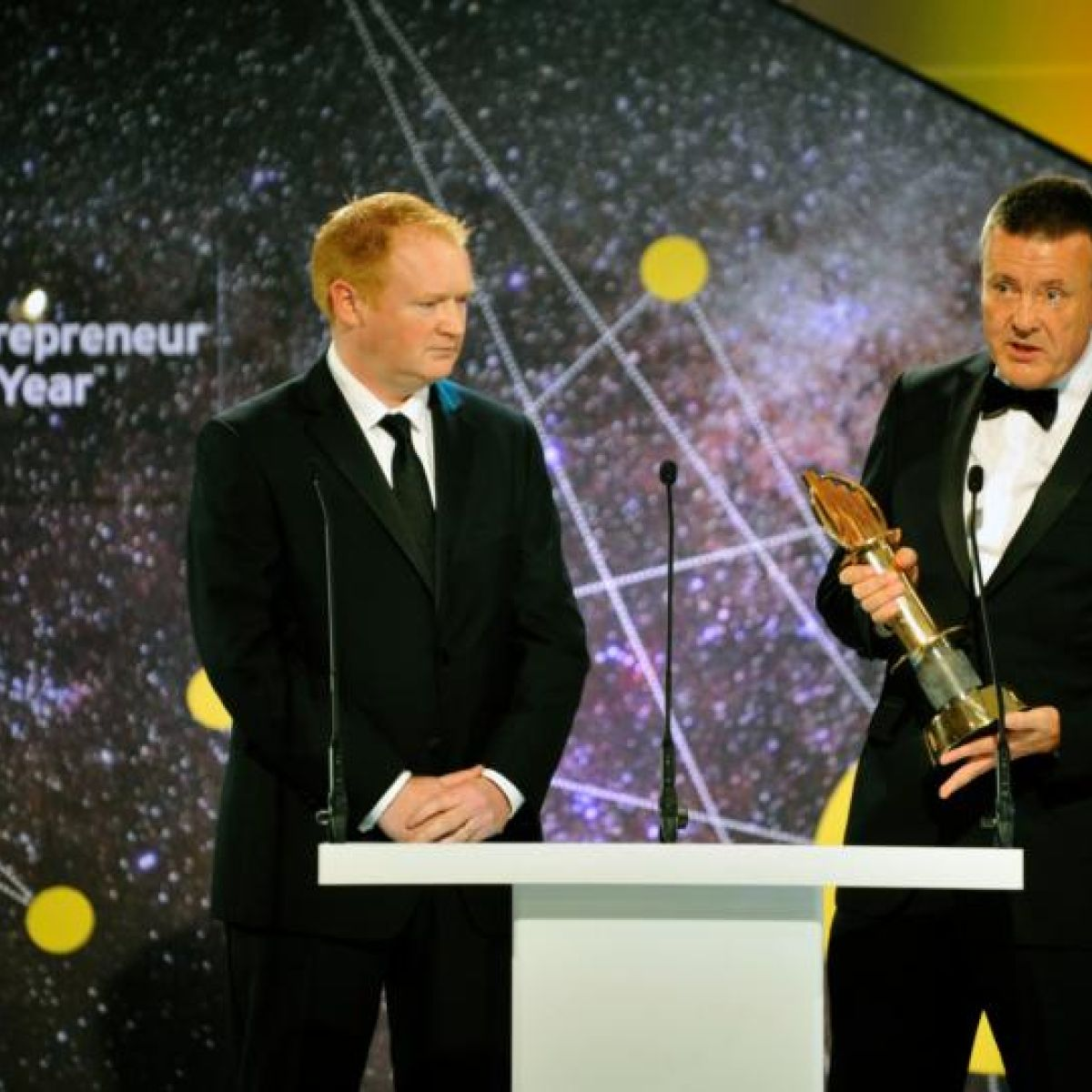 Barracuda FX wins emerging category at EY Entrepreneur of