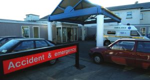 The Accident & Emergency Department of St. James's Hospital