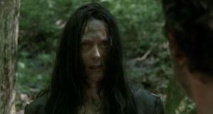 Kerry Condon in The Walking Dead