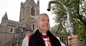 Archbishop of Dublin, Most Rev Michael Jackson: sectarianism  'insufficiently explored  in the Republic'. Photograph: Matt Kavanagh