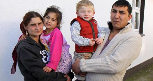 Removal of Roma children 'not normal' says activist