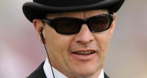 Aidan O'Brien . . . still chasing that elusive Breeders' Cup Classic.