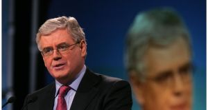 Tánaiste Eamon Gilmore: reiterated Labour's commitment to a referendum on same-sex marriage. Photograph: Brenda Fitzsimons