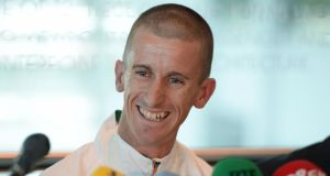 "Robert Heffernan: ""It was stupid out of me not to read the whole story. What came to mind was Madeleine McCann, a child being kidnapped. I was stupid and it was very ignorant out of me and I want to apologise."" Photograph: Frank Miller"
