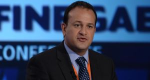 Minister for Tourism Leo Varadkar: said 9 per cent VAt rate  had been one of the most successful job creation measures implemented by Government to date. Photograph: Alan Betson
