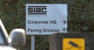 Siac was among the high-profile insolvencies during October