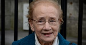Ms Justice Catherine McGuinness: 'It is not rare for gays, lesbians and transgender people to find the Church of Ireland a cold enough house'. Photograph: David Sleator