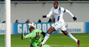 Manchester City's Yaya Toure in action against  CSKA Moscow last week
