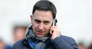 Trainer Henry De Bromhead has Elegant Statesman and Too Scoops in action today