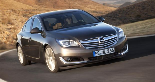 Opel insignia misses the chance to make its mark fandeluxe Image collections