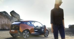 The BMW i3: with technology lessening the need to own a car, BMW knows it needs to keep up with changing transport needs